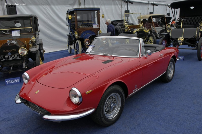 1969 Ferrari 365 Gts Pictures History Value Research News