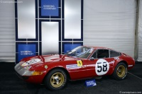 1969 Ferrari 365 GTB/4C Competition.  Chassis number 12467