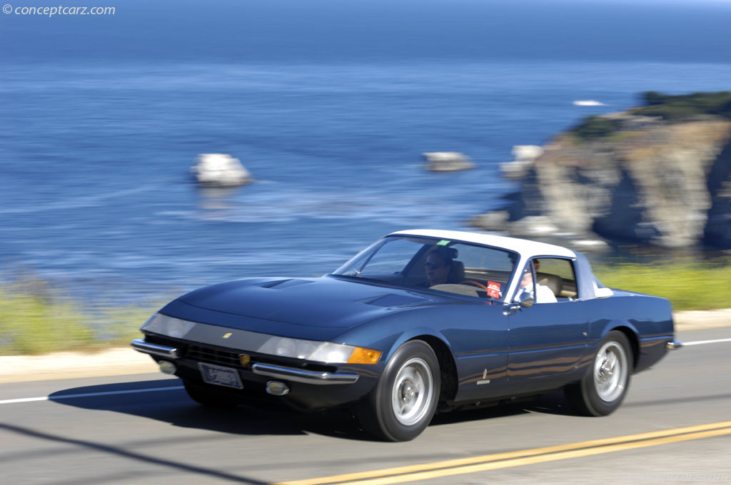Auction Results And Sales Data For 1969 Ferrari 365 Gtb  4