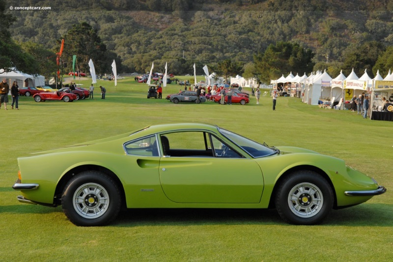 Ferrari dino price history