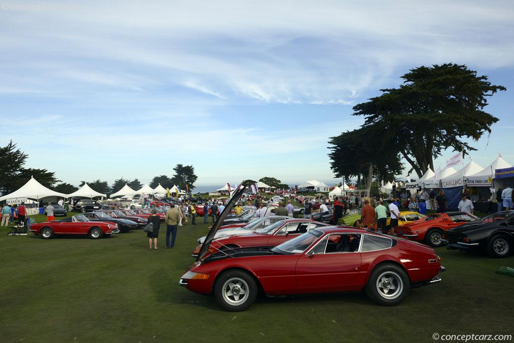 1971 Ferrari 365 Daytona Image