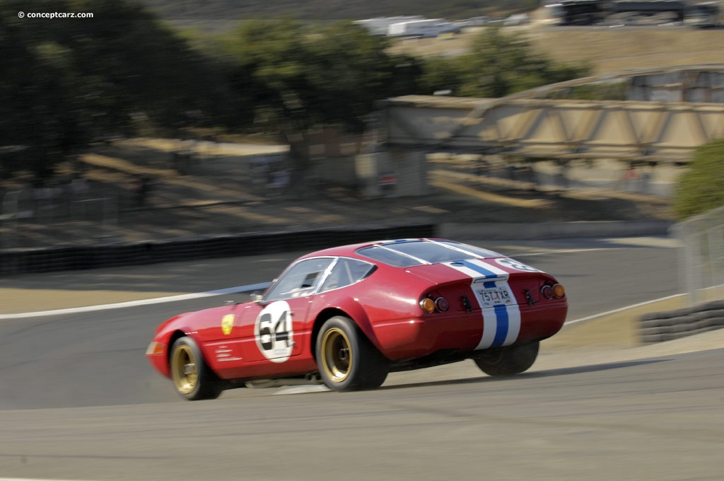 Auction Results And Sales Data For 1971 Ferrari 365 Gtb4