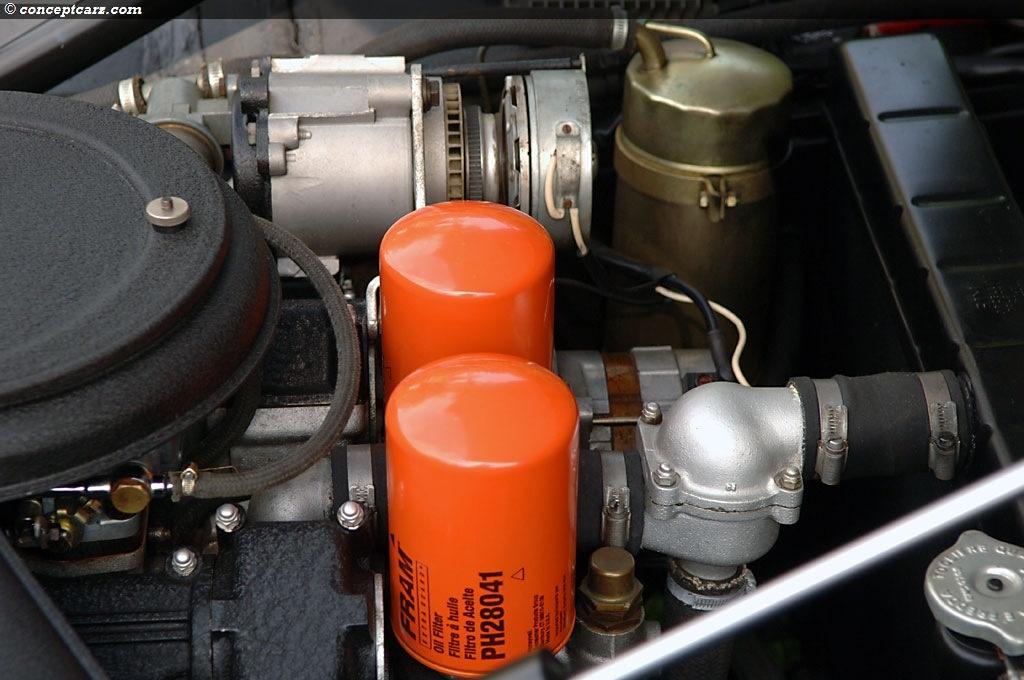 1971 Ferrari 365 Daytona