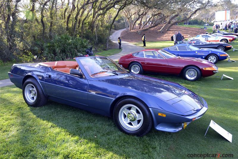 1971 Ferrari 365 Gtb4 Nart Conceptcarz Com