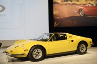 1972 Ferrari 246 Dino.  Chassis number 04268