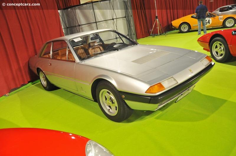1972 Ferrari 365 GT4