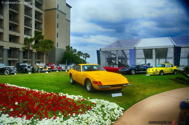 Ferrari 365 GTB/4 pictures and wallpaper