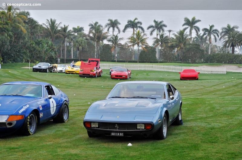 1972 Ferrari 365 GTC/4