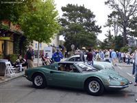 1972 Ferrari 246 Dino.  Chassis number 04494