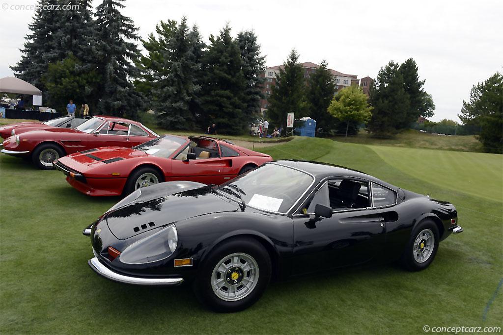 1972 Ferrari 246 Dino Image