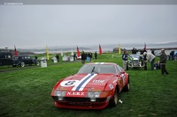 1973 Ferrari 365 GTB/4 Daytona Competizione.  Chassis number 16343