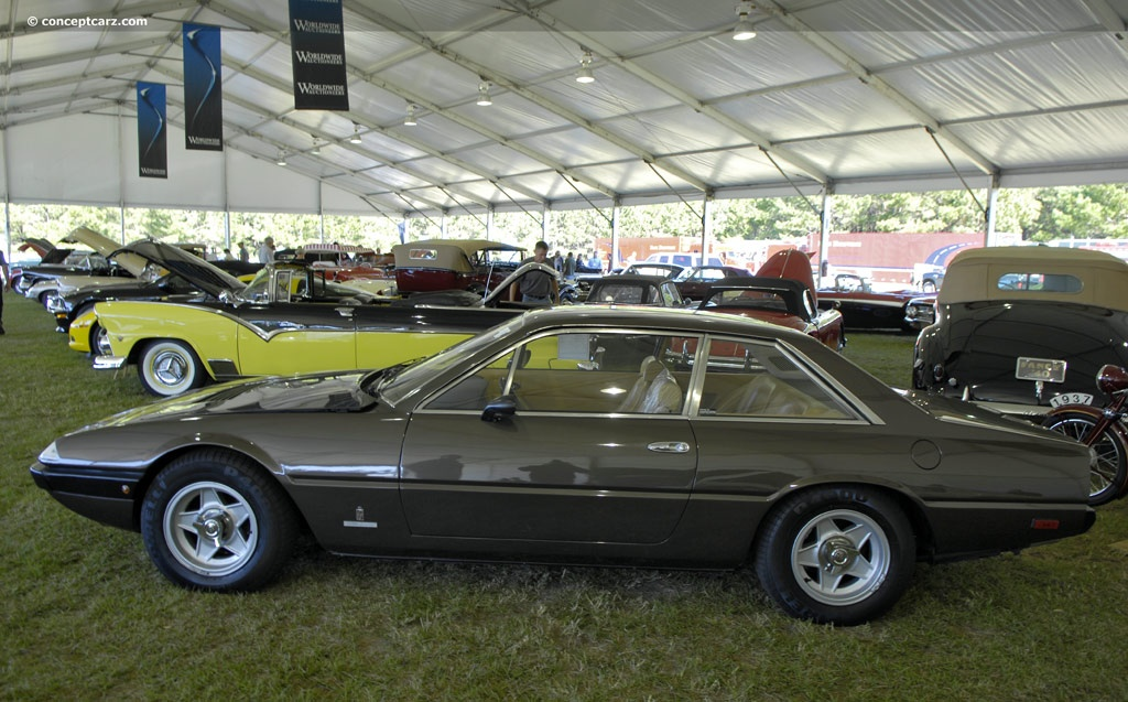 Auction Results and Sales Data for 1973 Ferrari 365 GT4