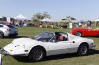 1973 Ferrari 246 Dino.  Chassis number 05984