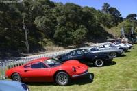 1973 Ferrari 246 Dino.  Chassis number 06626