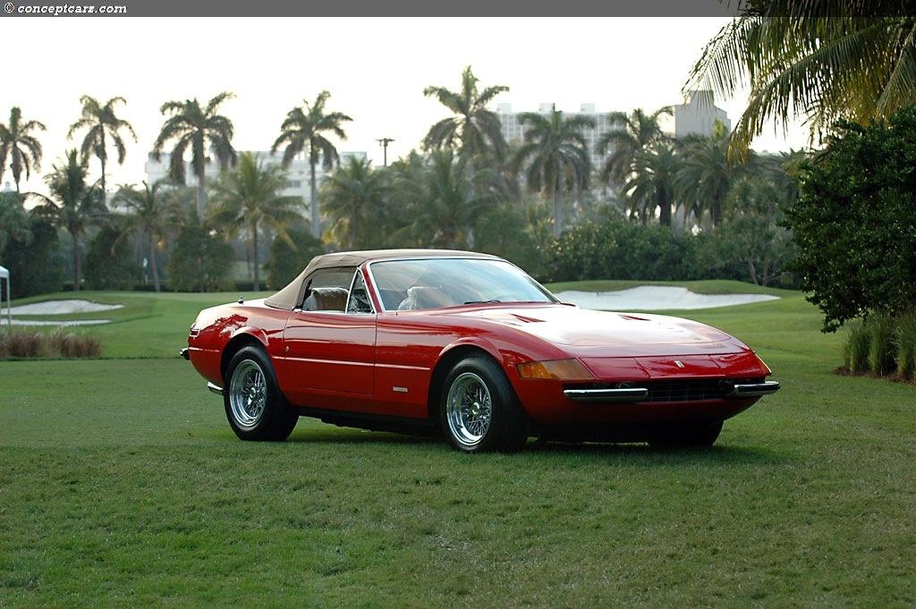 1973 Ferrari 365 Gts 4 Daytona Pictures History Value Research