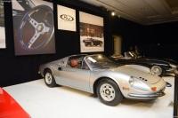 1974 Ferrari 246 Dino.  Chassis number 08286