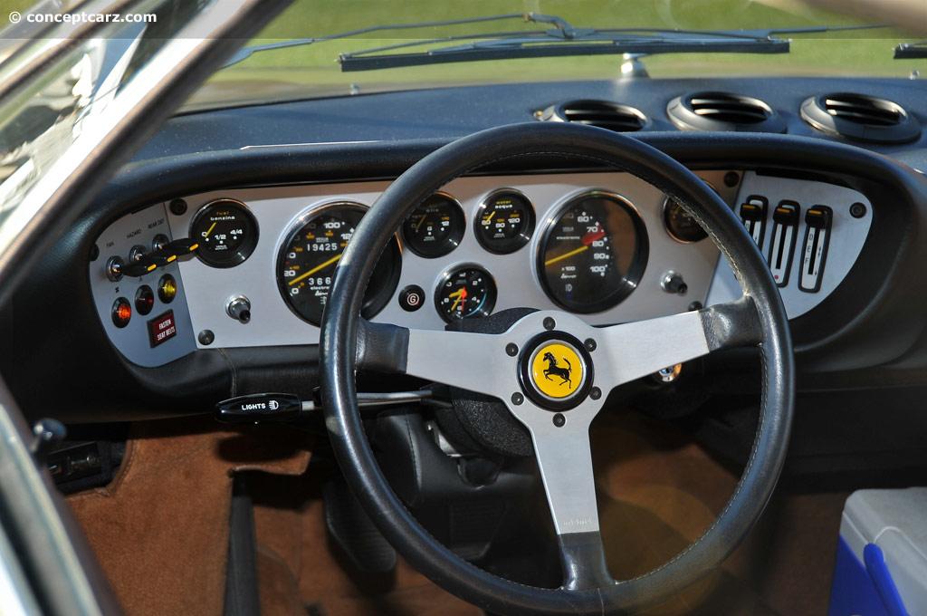 Ferrari Dino Gt Dv Ci I