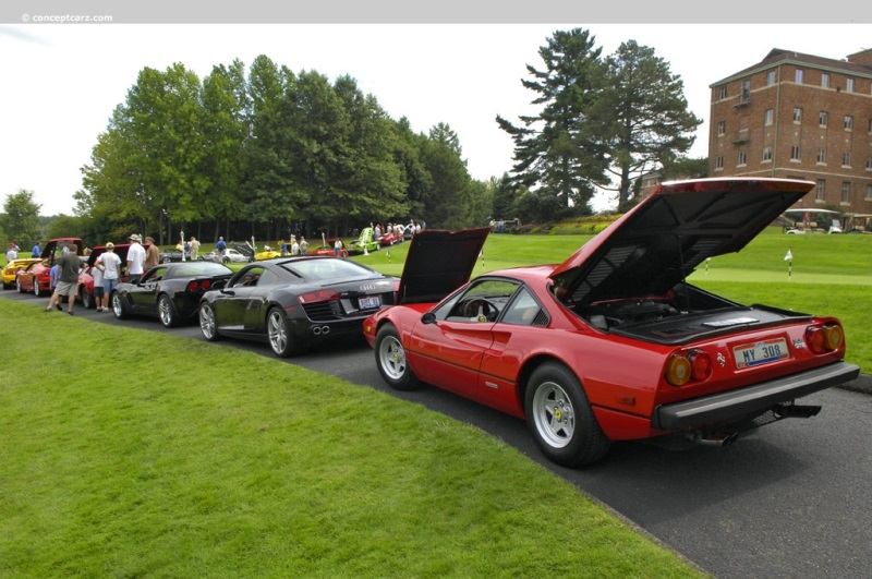Ferrari 308 GTB pictures and wallpaper