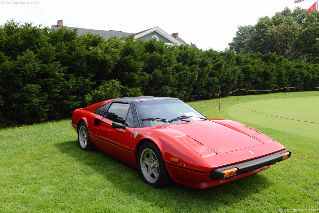 Auction Results and Sales Data for 1978 Ferrari 308 GTS
