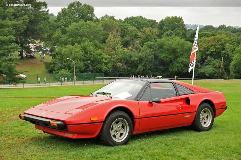 1979 Ferrari 308 GTS Image. Photo 20 of 42