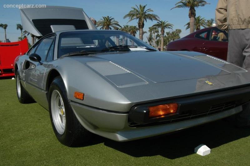 1979 Ferrari 308 Gtb Conceptcarz Com