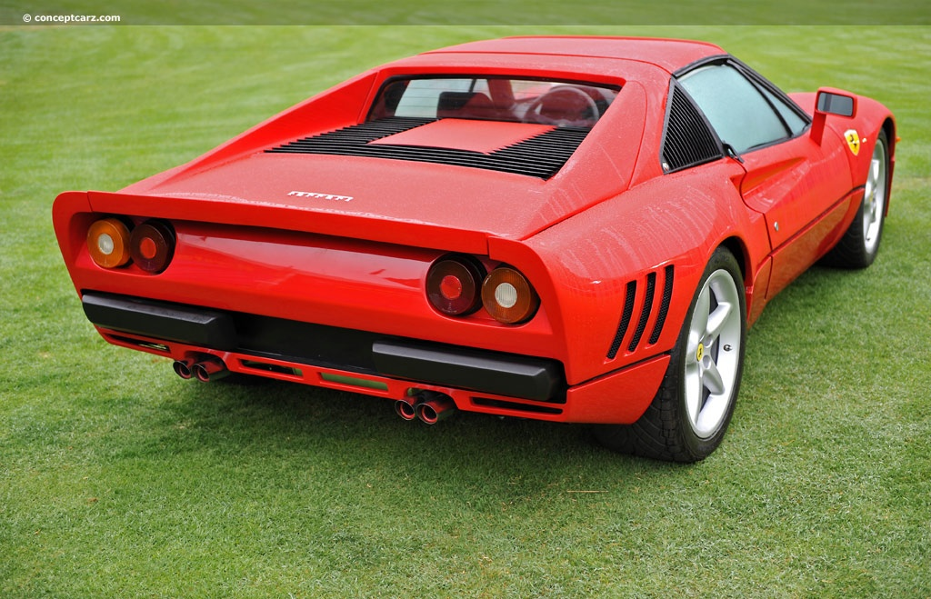 Auction Results And Data For 1980 Ferrari 308 Conceptcarz Com