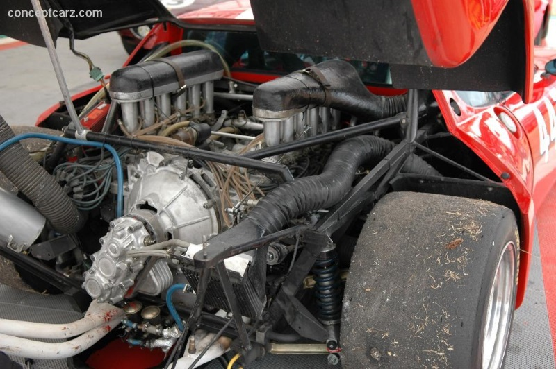 1980 Ferrari 512 Bb Lm Chassis 29509