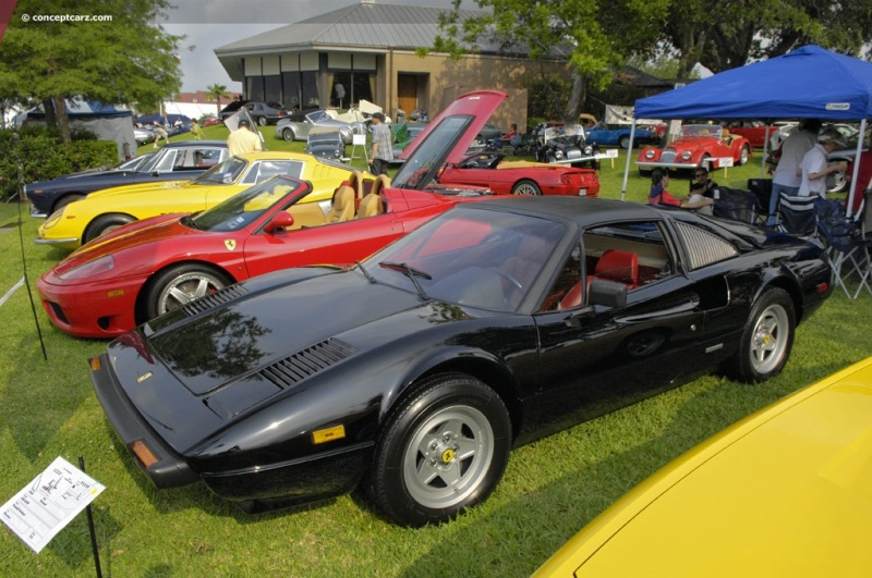 1982 Ferrari 308i GTS