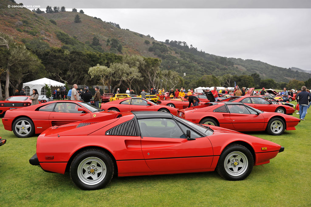 Auction Results and Sales Data for 1982 Ferrari 308i GTS