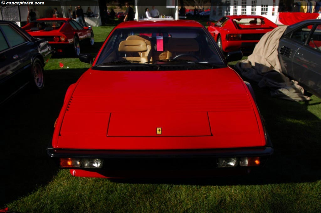 1982 ferrari mondial 8 at the concorso italiano. Black Bedroom Furniture Sets. Home Design Ideas