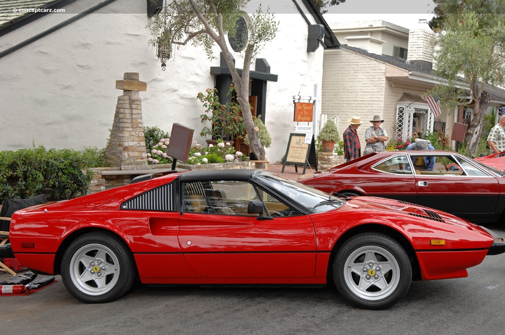 Auction results and sales data for 1983 Ferrari 308 - conceptcarz.com