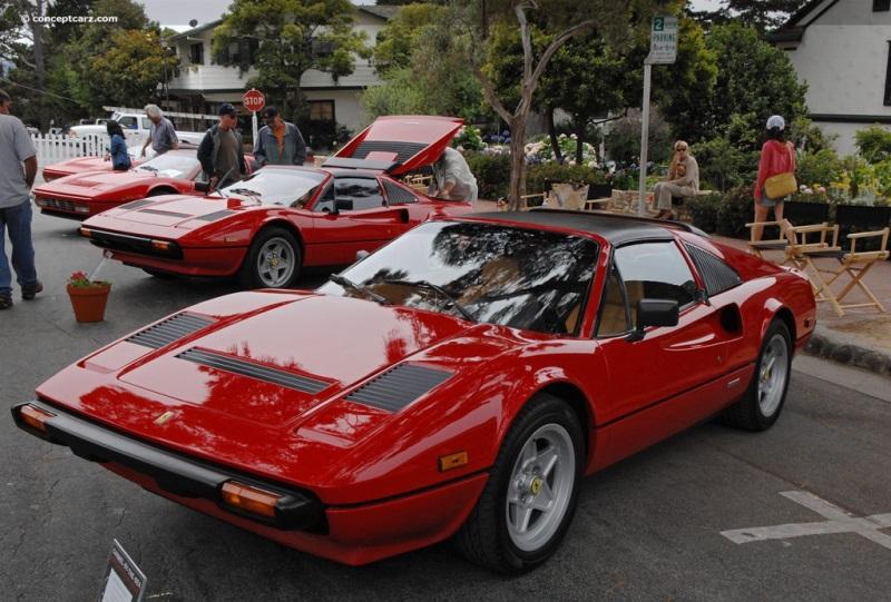 1984 Ferrari 308 GTS