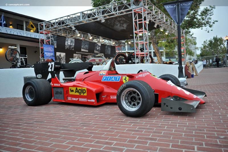 1984 Ferrari 126 C4