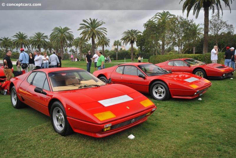 Ferrari Bbi Dv Cc