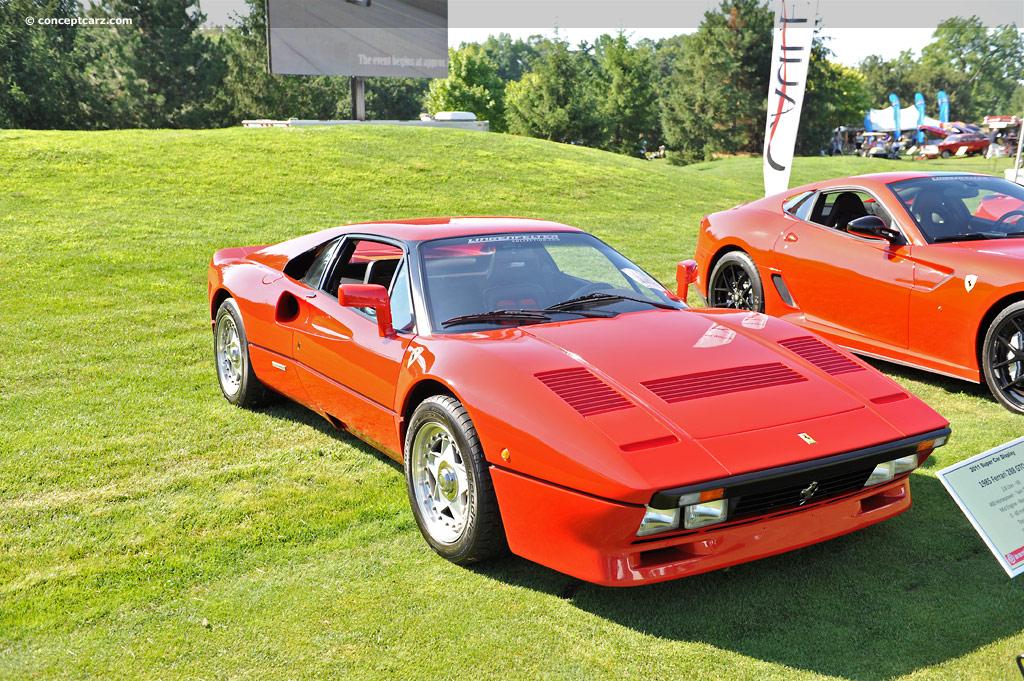 1985 Ferrari 288 Gto Image Https Www Conceptcarz Com
