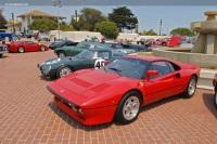 1985 Ferrari 288 GTO.  Chassis number ZFFPA16B000054805