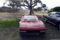 1986 Ferrari Testarossa.  Chassis number ZFFSA17A9G0065189