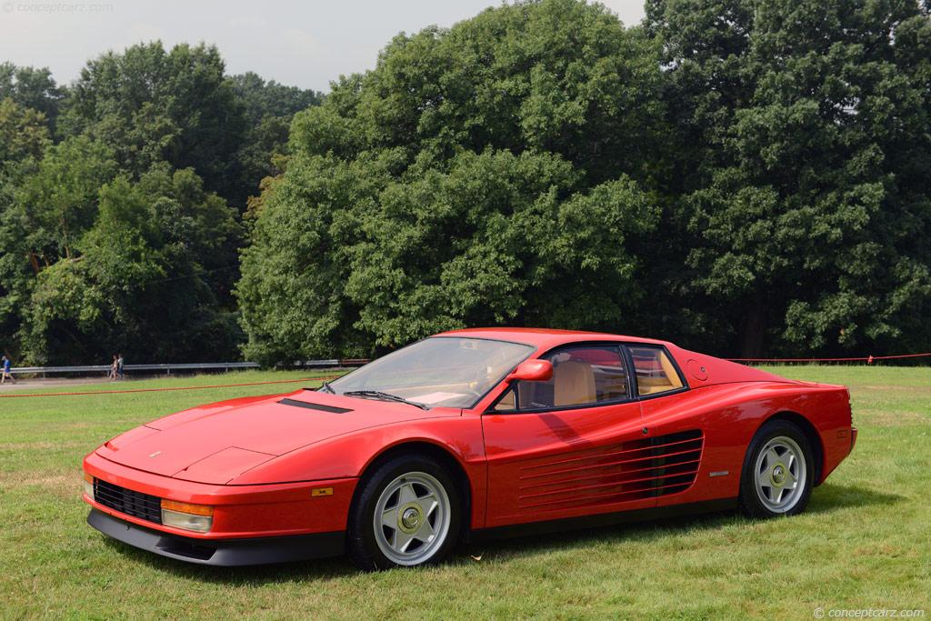 Auction Results And Sales Data For 1986 Ferrari Testarossa