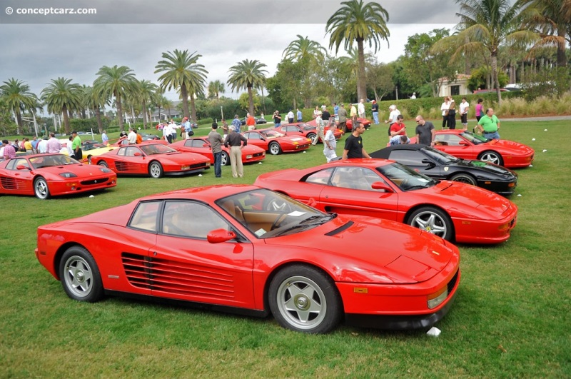 1987 Ferrari Testarossa History, Pictures, Sales Value, Research and