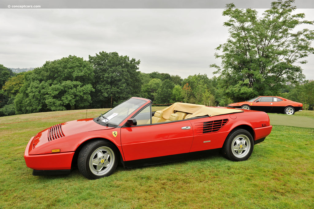 Ferrari Mondial   History Pictures Value Auction Sales Research And News
