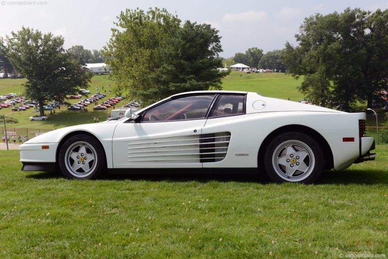 1988 Ferrari Testarossa History, Pictures, Sales Value, Research and