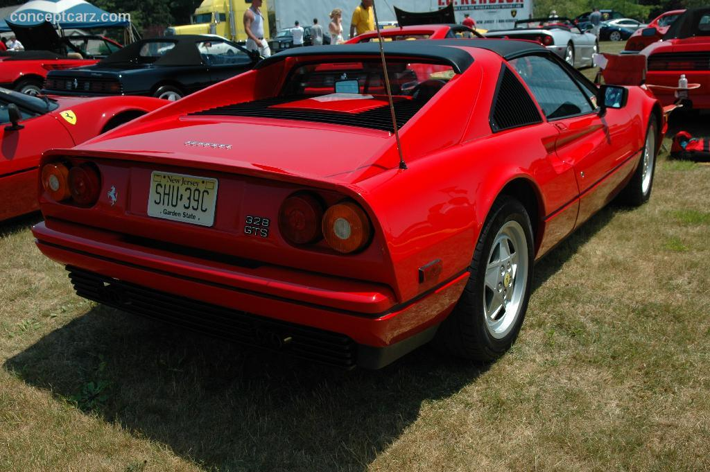 Auction Results and Sales Data for 1988 Ferrari 328 GTS