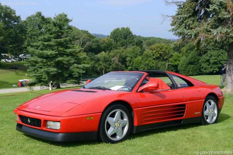 1989 Ferrari 348 Image Photo 2 Of 12