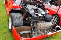 1989 Ferrari F40.  Chassis number ZFFGJ34B000079763
