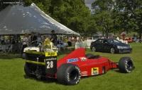 1989 Ferrari F1 640 image.