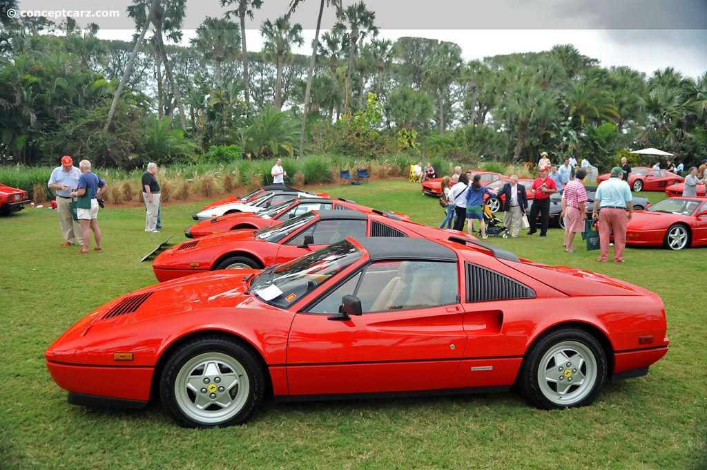 Auction Results and Sales Data for 1989 Ferrari 328 GTS