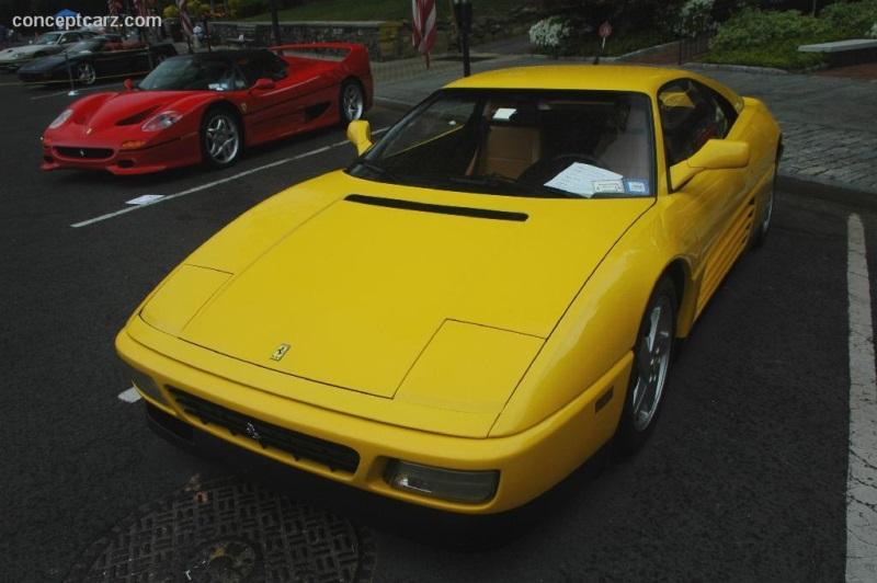 1989 Ferrari 348 History Pictures Value Auction Sales Research