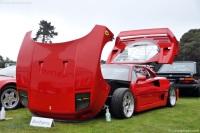 1989 Ferrari F40 image.