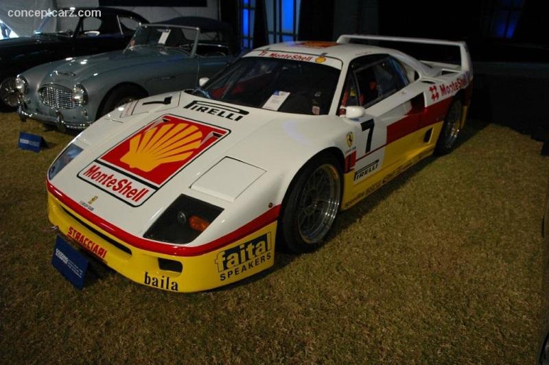 1989 Ferrari F40 GT