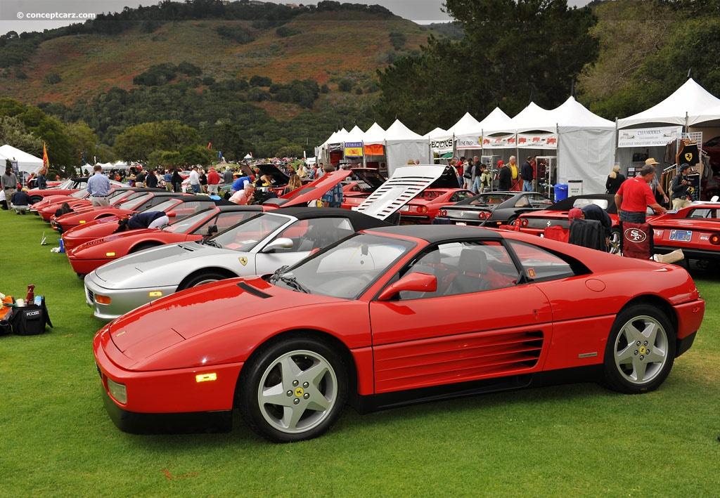 1990 Ferrari 348 Conceptcarz Com